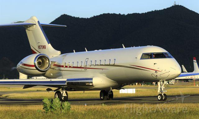 Bombardier Global Express (N575WB)