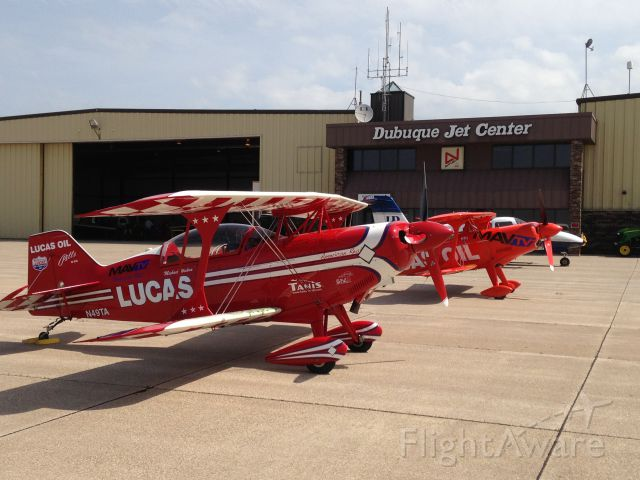 PITTS Special (S-2) (N49TA) - Pitts S-2C