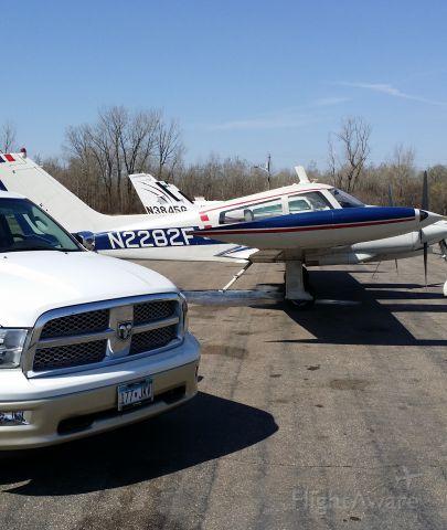 Cessna 310 (N2282F) - 2014 meet 1967