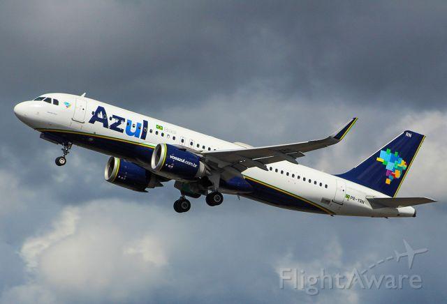 Airbus A320neo (PR-YRN)