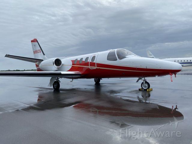Cessna Citation 1SP (N986DS) - Fresh new paint for this plane!