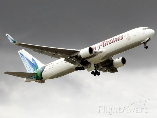 BOEING 767-300 (9Y-LHR)