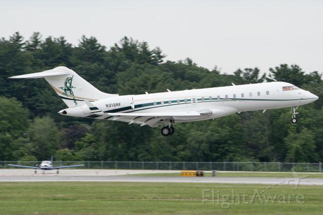 Bombardier Global Express (N313RF)