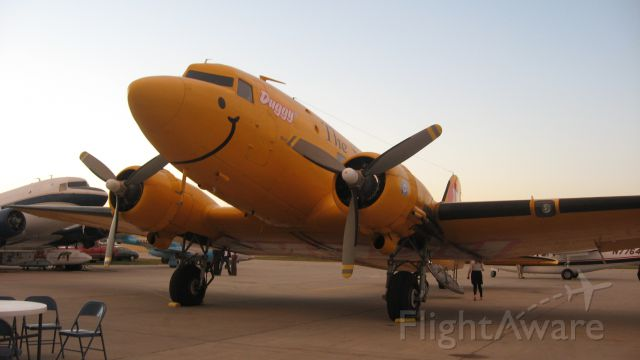 Douglas DC-3 (N1XP) - Duggy the DC-3!