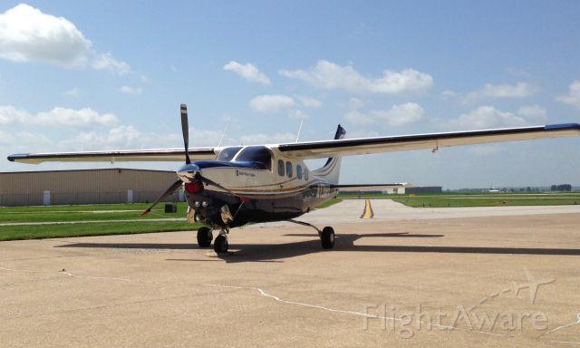 Cessna P210 (turbine) (N731HY) - A classic bird upgrade!