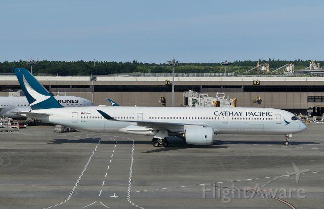 Airbus A350-900 (B-LRP) - Tokyo-Narita(NRT) 2018/07/10