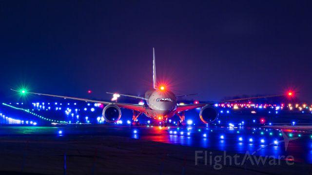 Boeing 787-8 (JA825A) - All Nippon Airways / Boeing787-881<br />Mar.13.2016 Hakodate