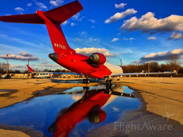 Canadair Regional Jet CRJ-700 (N870DC)