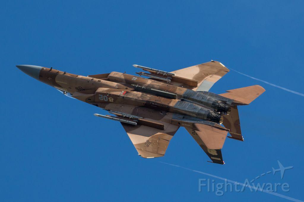 McDonnell Douglas F-15 Eagle (78-0502)