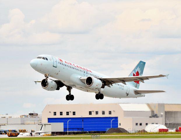 — — - Take off from P. E. Trudeau Airport, Montreal -    (CYUL)