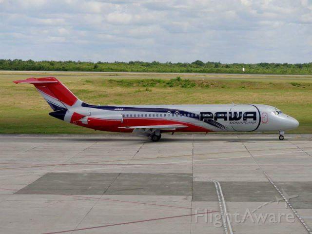 McDonnell Douglas DC-9-30 (HI869)