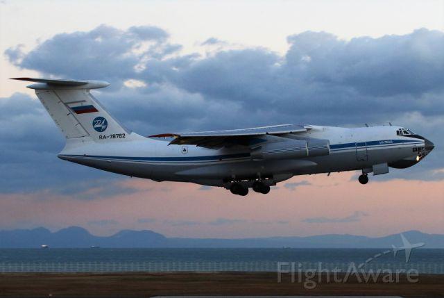 Ilyushin Il-76 (RA-78762)