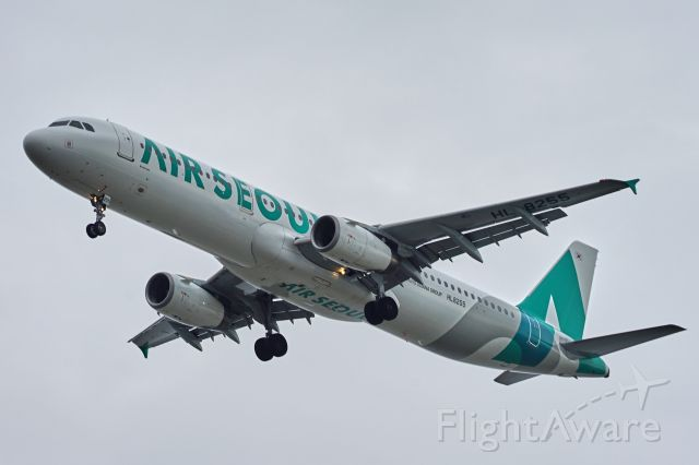 Airbus A330-300 (HL8255) - LANGIND AT ICN