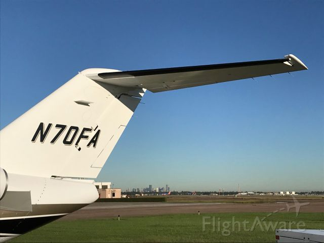 Cessna Citation CJ2+ (N70FA)