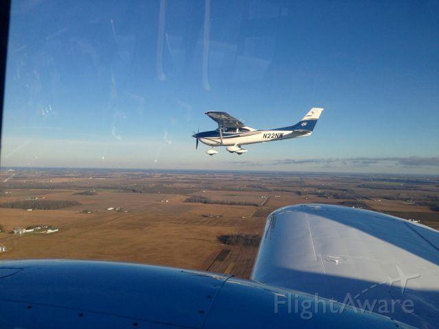 Cessna Skylane (N22NW) - Flight of 2