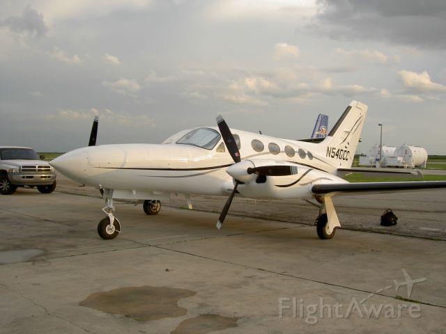 Cessna 421 (N540CC)