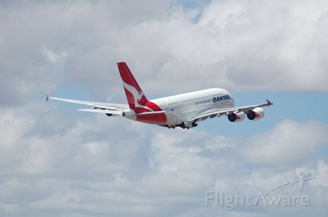 Airbus A380-800 (VH-OQF)