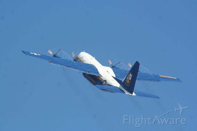— — - C-130 Fat Albert  Miramar 2010