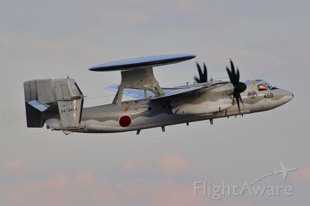 Grumman E-2 Hawkeye (34-3459)