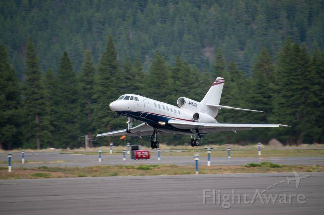 Dassault Falcon 50 (N452CF)