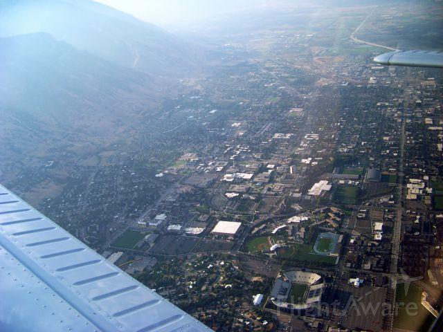 Piper Cherokee (N47869) - BYU Campus (Provo, UT)