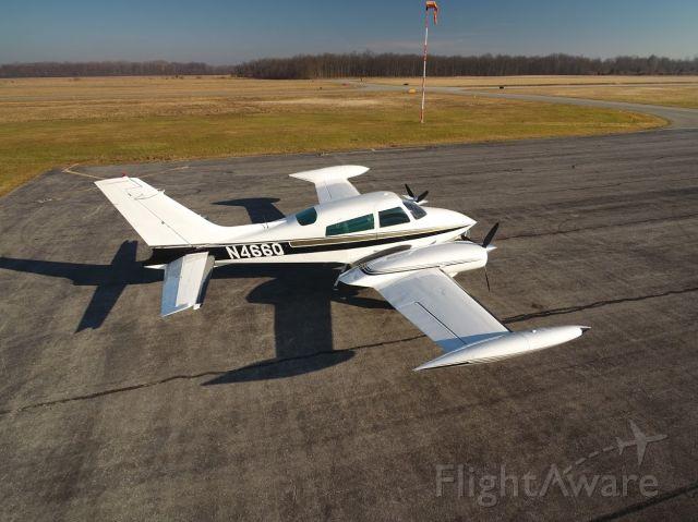 Cessna 310 (N466Q)
