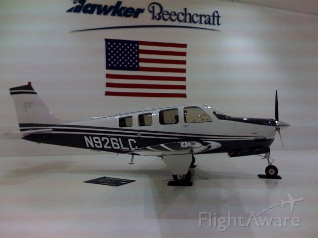 Beechcraft Bonanza (36) (N926LC)