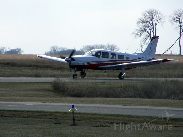 Piper Saratoga/Lance (N8299V)
