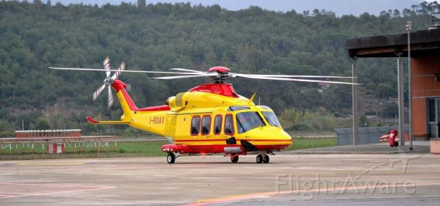 BELL-AGUSTA AB-139 (I-ROAV) - AgustaWestland AW139