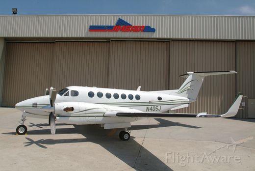 Beechcraft Super King Air 350 (N405J)
