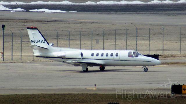 Cessna Citation II (N604PJ)