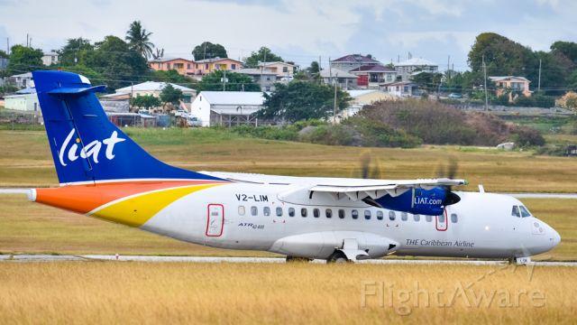 Aerospatiale ATR-42-600 (V2-LIM)