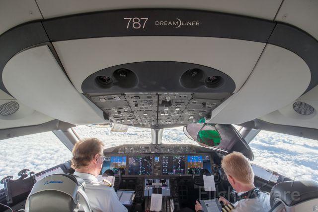 Boeing 787-9 Dreamliner (N38955)