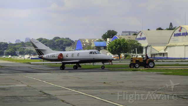 Dassault Falcon 10 (PR-FDE)