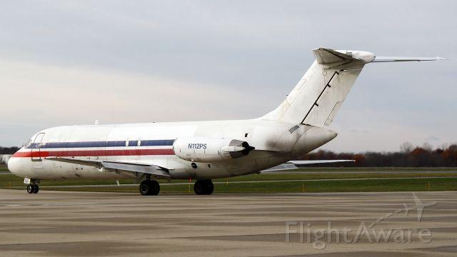 Douglas DC-9-10 (N112PS)
