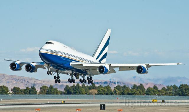 BOEING 747SP (VQ-BMS)