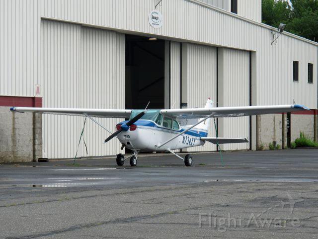 Cessna Skyhawk (N734XY)