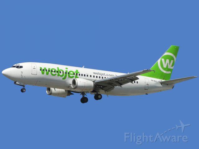 BOEING 737-300 (PR-WJL)