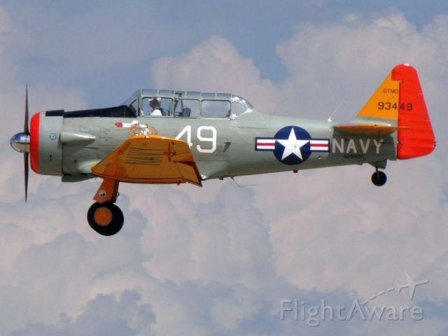 North American T-6 Texan (N29931) - 1943 AT-6G