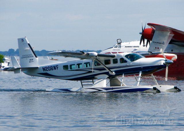 Cessna Caravan (N208WF) - At AirVenture 2016.