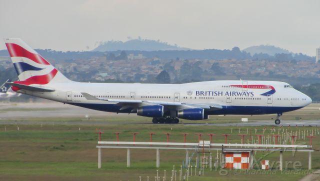 Boeing 747-400 (G-CIVO)