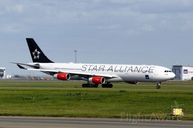 OY-KBM — - In Star Alliance livery