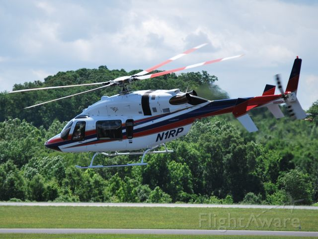 Bell 427 (N1RP) - PENSKE CORP (former NASCAR driver Rusty Wallace