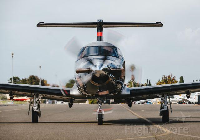 Pilatus PC-12 (N913SB)