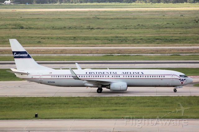 "Boeing 737-900 (N75436) - 75th Anniversary ""Blue Skyways"" Livery"