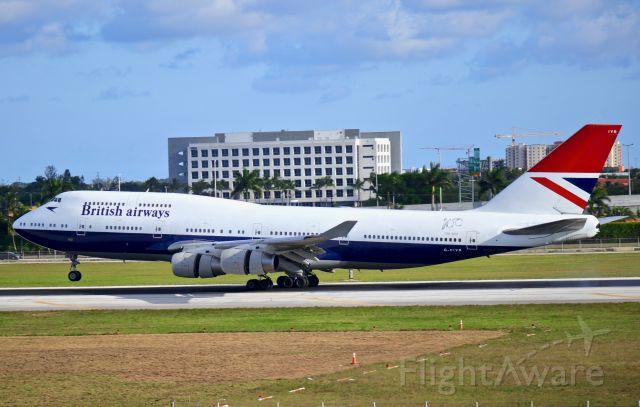 Boeing 747-400 (G-CIVB)