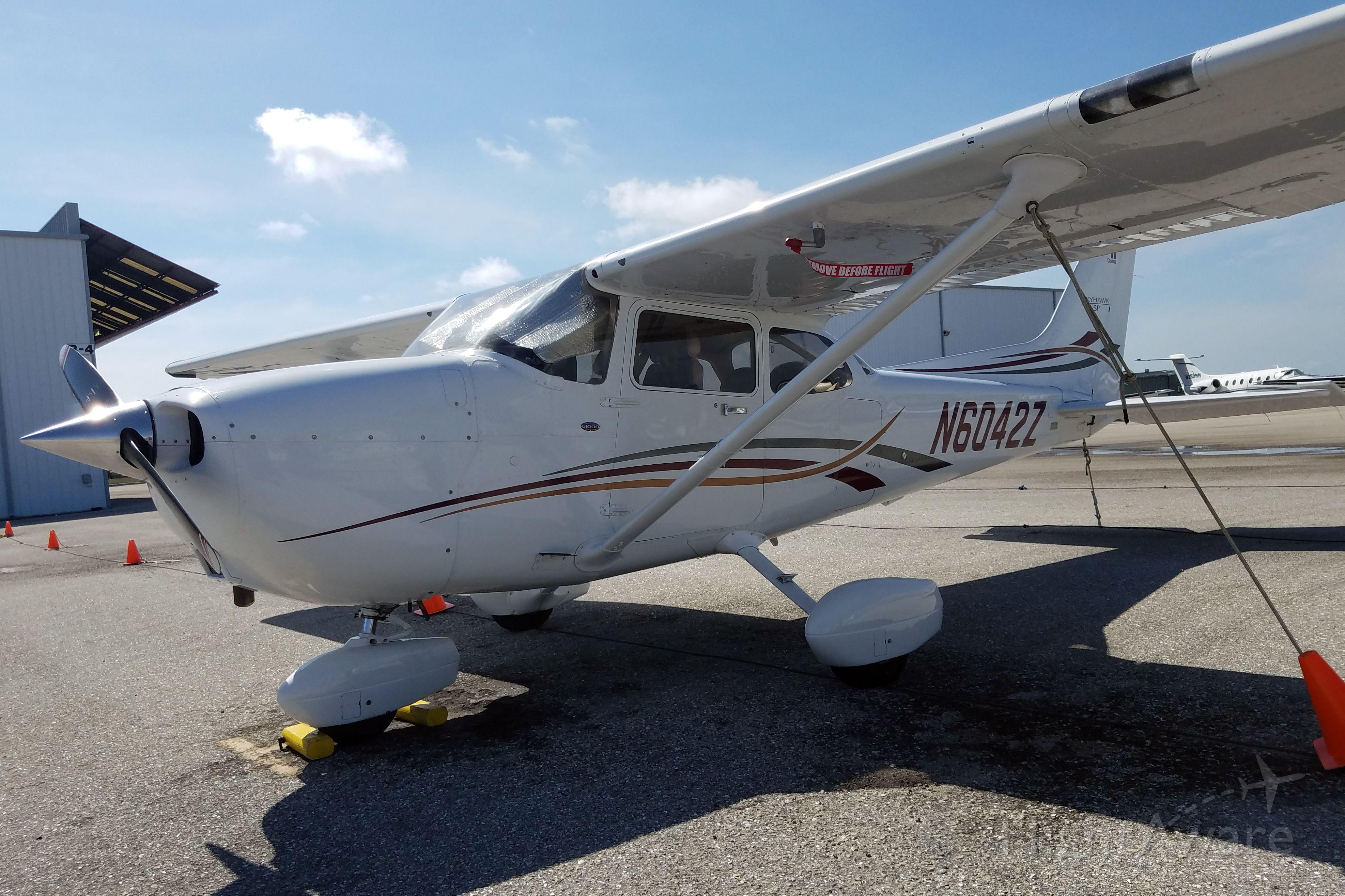 Cessna Skyhawk (N6042Z)