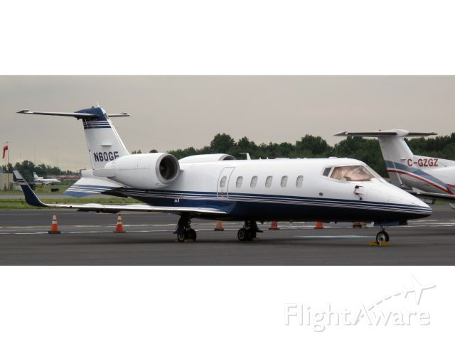 Learjet 60 (N60GF) - A VERY fast ad POWERFUL aircraft!