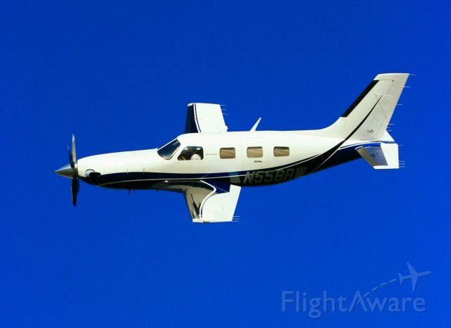 Piper Malibu Mirage (N558RW)