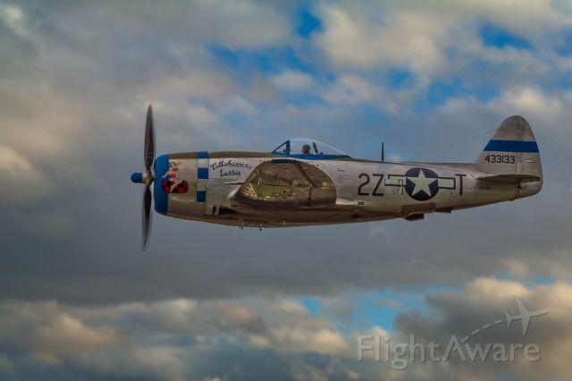 REPUBLIC Thunderbolt — - Republic P-47D Thunderbolt. Flying Heritage and Combat Armour Museum.